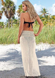 BOHO LACE BEACH COVER-UP - tavoosfashion