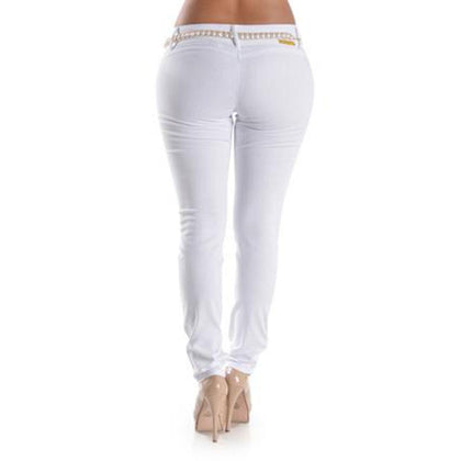 DAISY SEXY FIT SKINNY JEANS - tavoosfashion