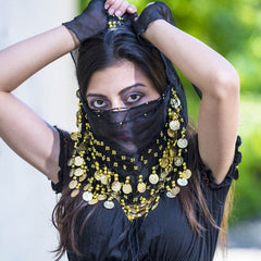 Belly Dancing Hip Scarf or Belt