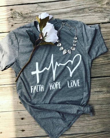 EASTER INSPIRATIONAL CHRISTIAN BLESSED T-SHIRTS - tavoosfashion