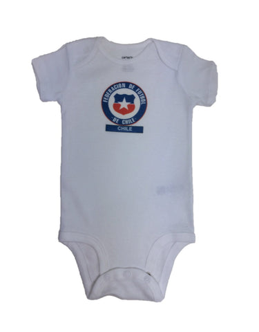 Chile baby short sleeve Rabbit bodysuits-futbol-t shirt-soccer jersey