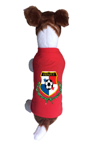 Panama  Dog Soccer Jersey-  Sports t-shirt - World Cup 2018