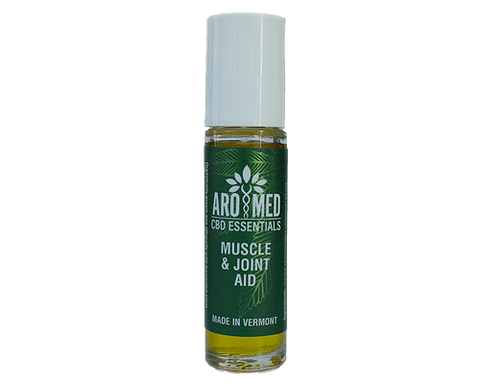Muscle and JointAid - CBD Essential Oil Formula