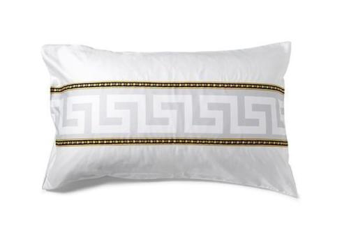 king size pillow case Versace La Coupe Des Dieux Pillow Case Set 2 Piece   King Size  king size pillow case