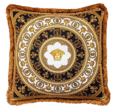 Superb Versace Pillows Cushions Fine Et Flair Furniture Inc Home Interior And Landscaping Dextoversignezvosmurscom