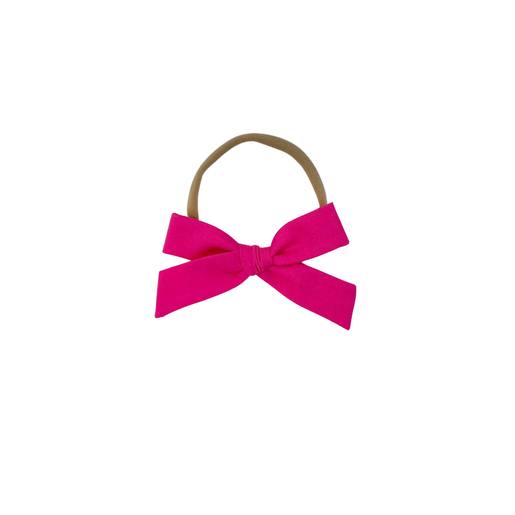 Fuschia :: Explorer Bow