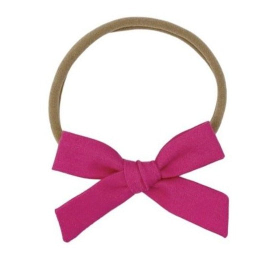 Fuschia :: Mini Explorer Bow