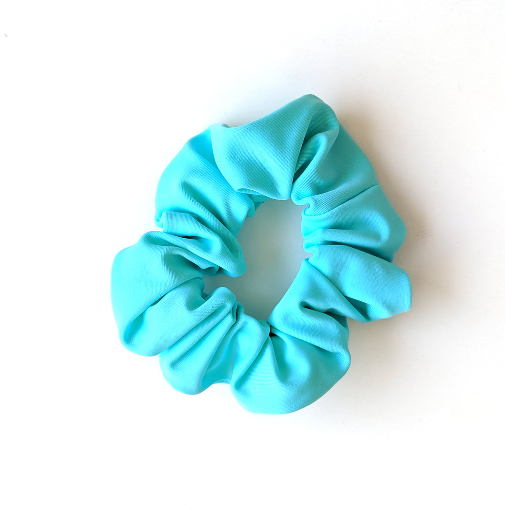 Aqua :: Swim Scrunchie