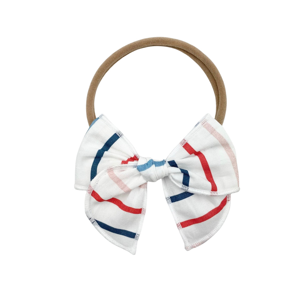 ***PRE-ORDER*** Americana Stripe:: Mini Traveler