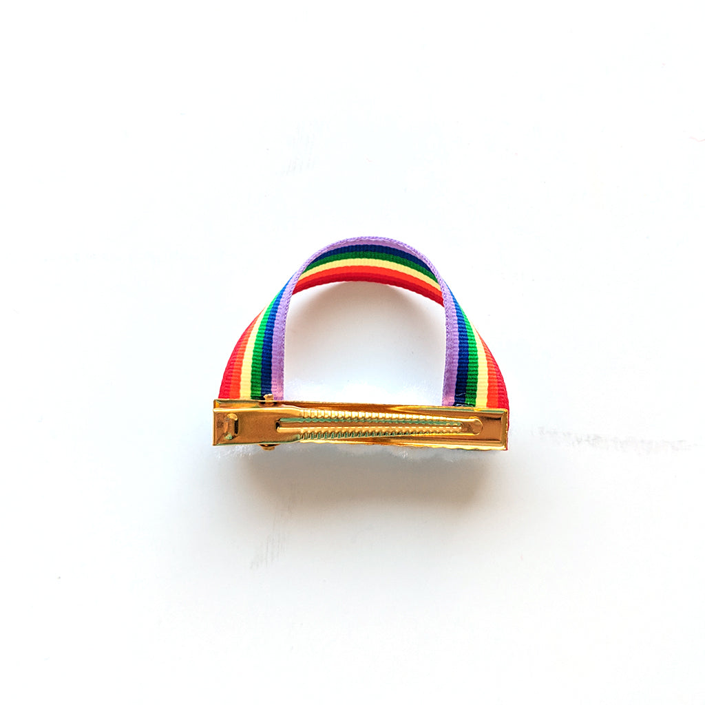 Floating Rainbow :: Pigtail Set