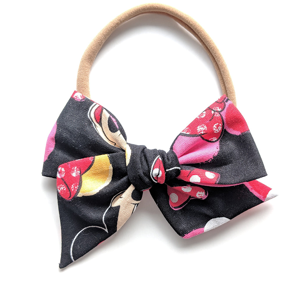Basic Minnie :: Voyager Bow
