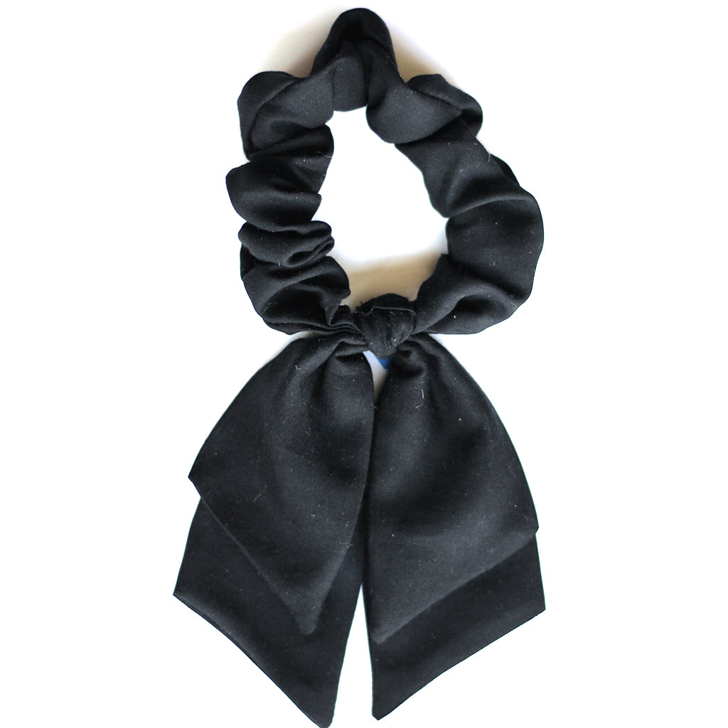 Black :: Pioneer Scrunchie