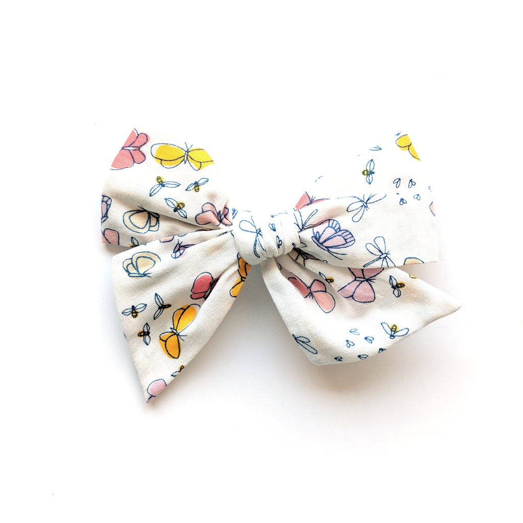 Butterflies and Bees :: Voyager Bow
