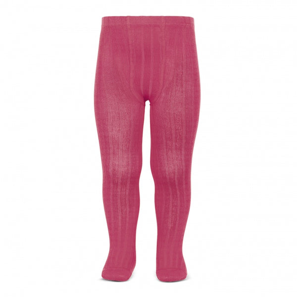 Carmine :: Ribbed :: Condor Tights