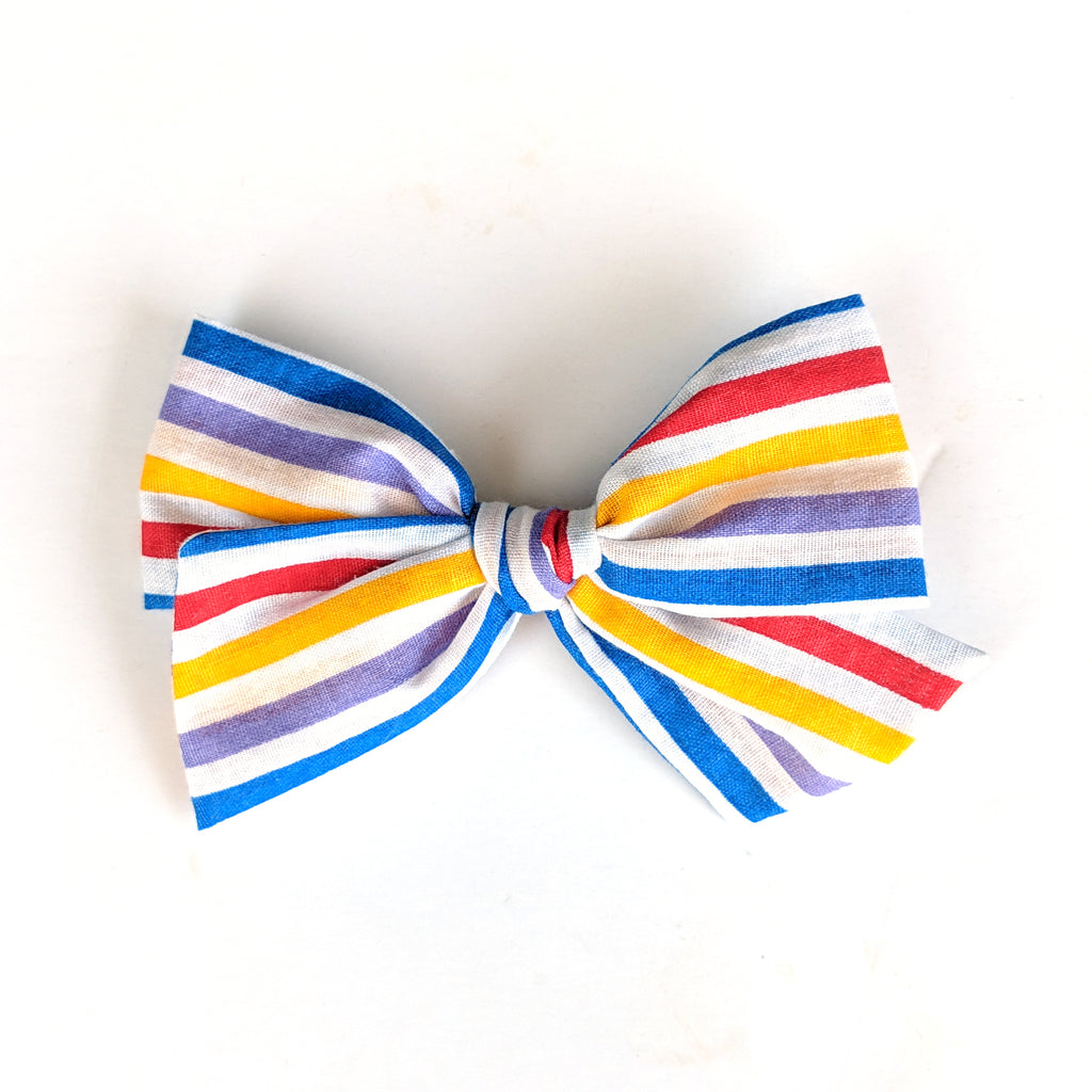 Carnival Stripe :: Voyager Bow
