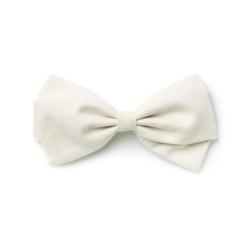 Cream :: Mini Zoey Bow