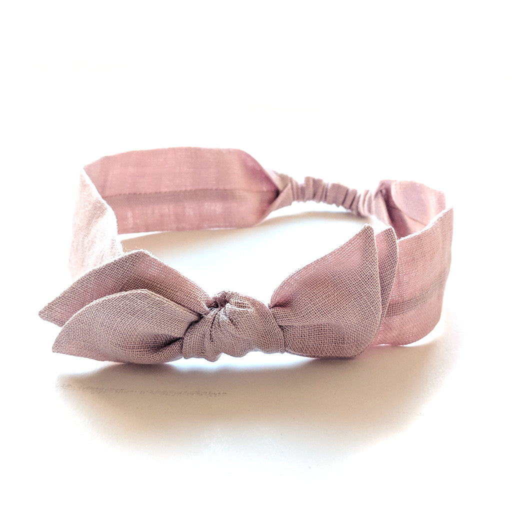Dusty Rose :: Head Wrap
