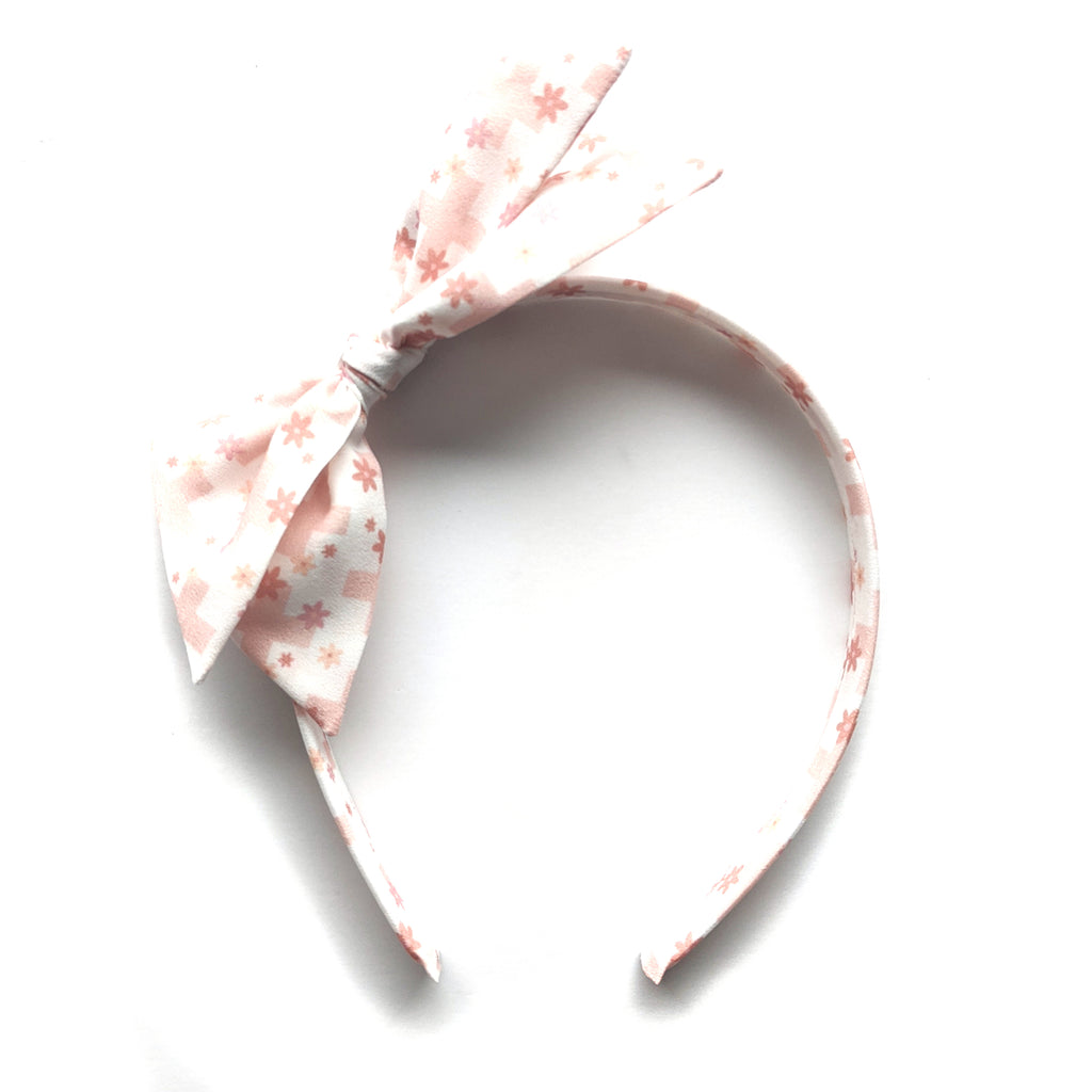 Cross Daisy's :: Big Girl Headband