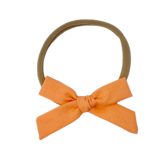Pumpkin :: Mini Explorer Bow