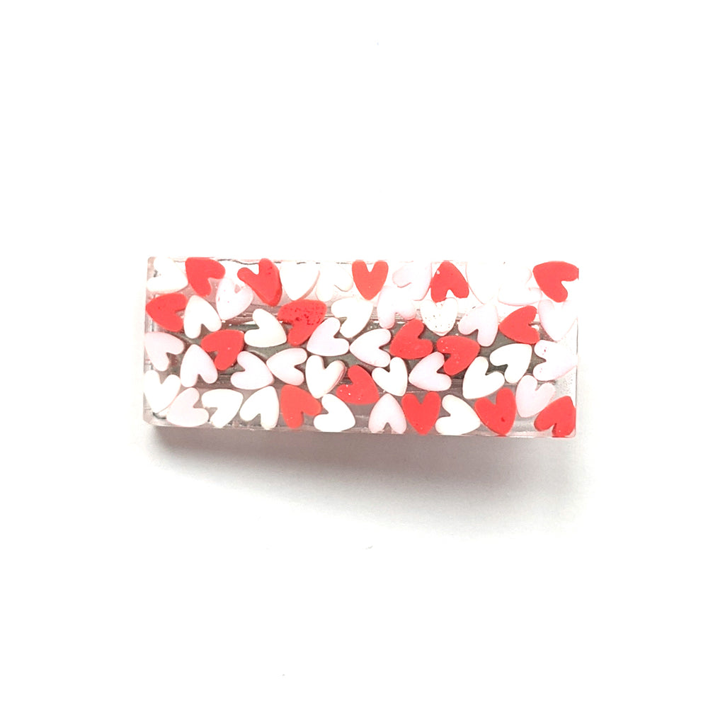 Lots of Love :: Resin Clips