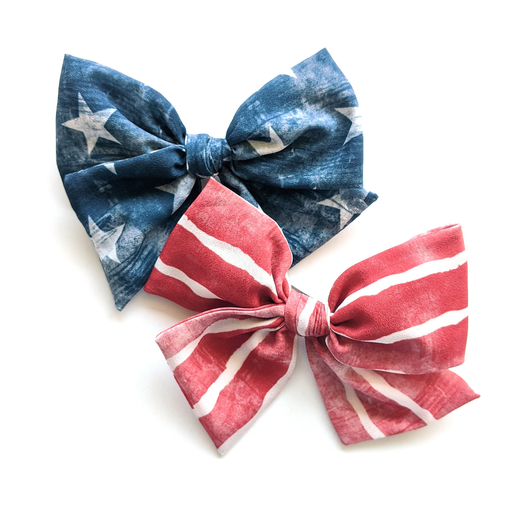 Stars and Stripes :: Voyager Bow Set