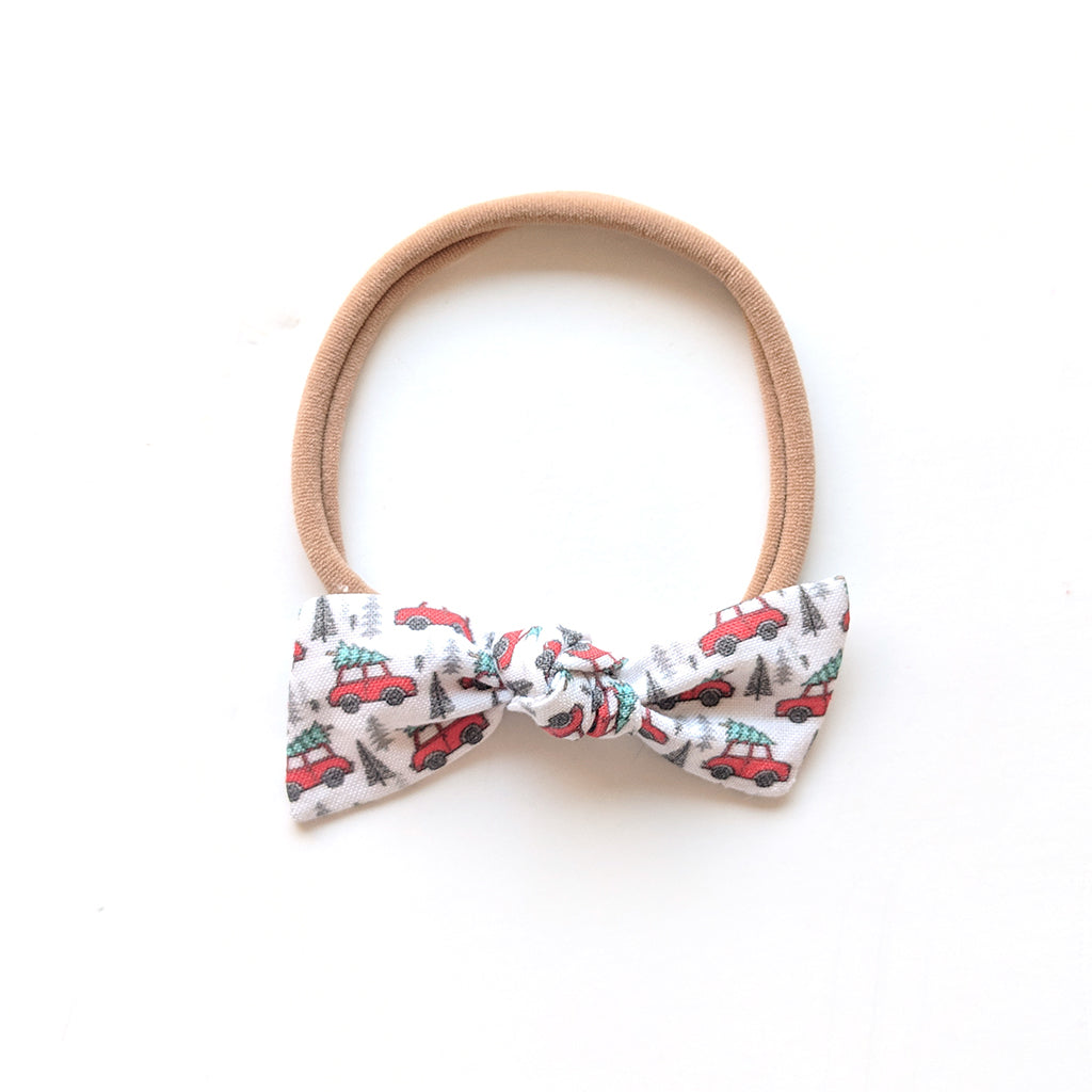 Griswold :: Newborn Knot Bow