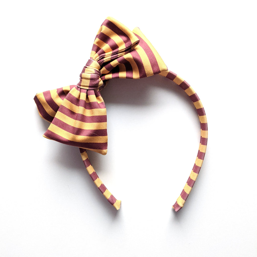 Gryffindor :: Big Girl Headband