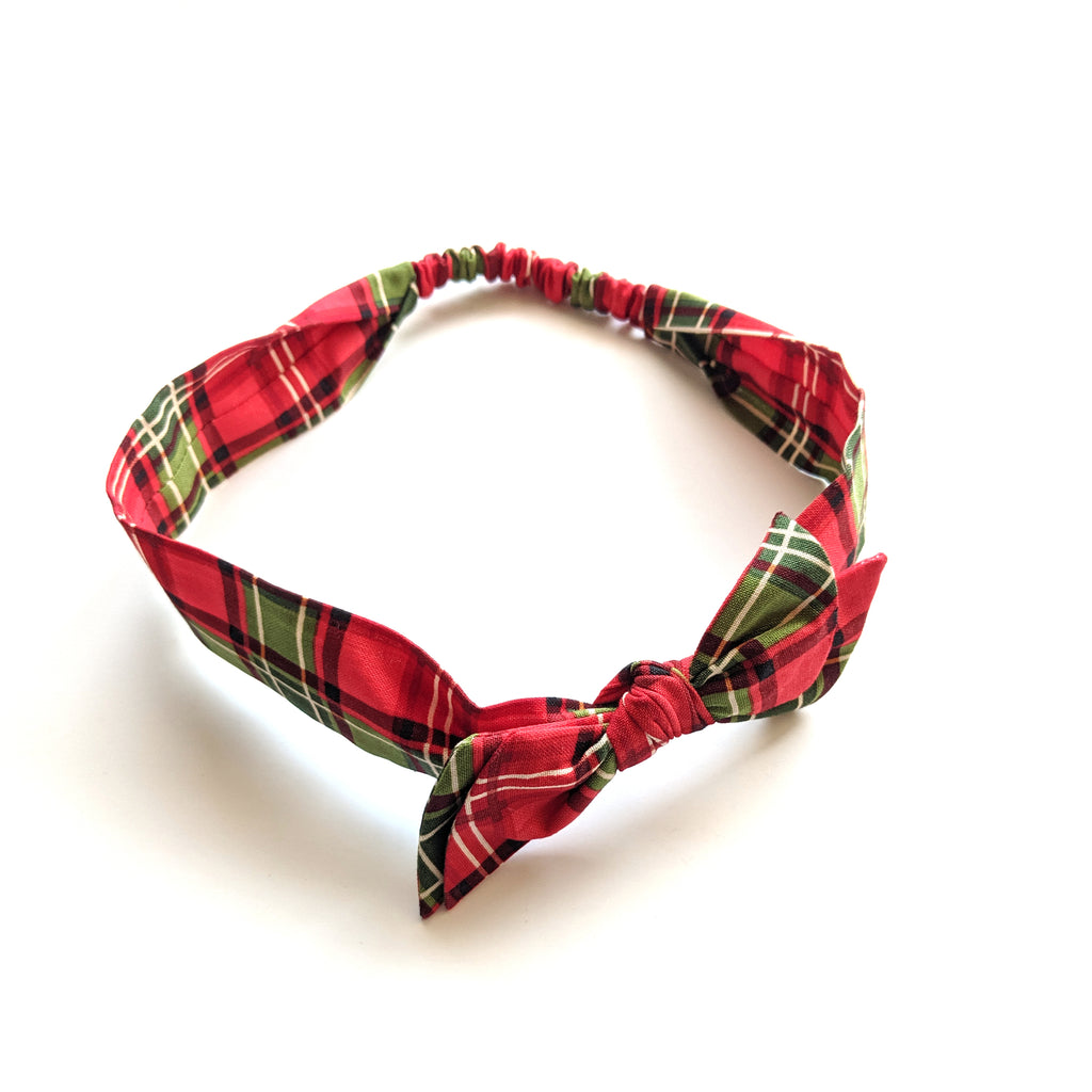 Holiday Plaid :: Vintage Knot