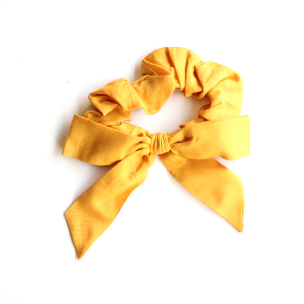 Honey :: Explorer Scrunchie