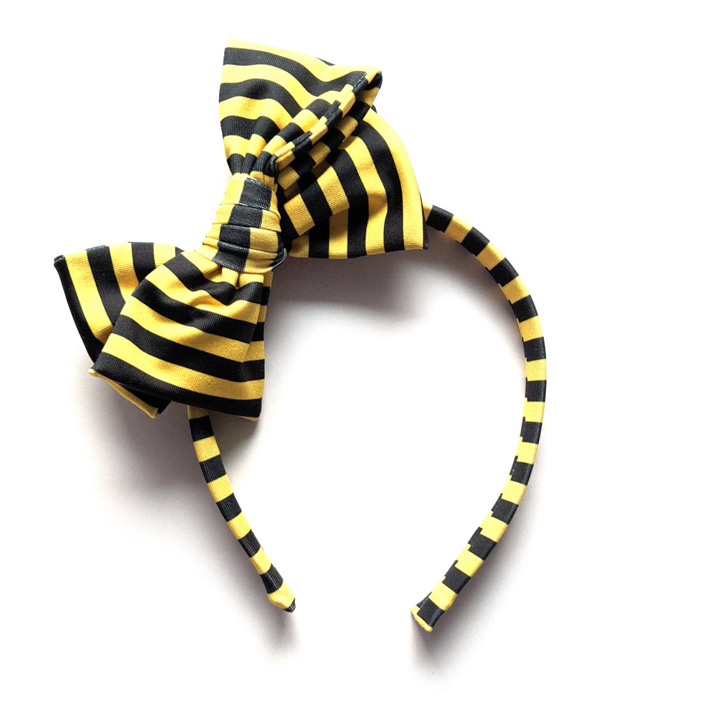 Hufflepuff :: Big Girl Headband