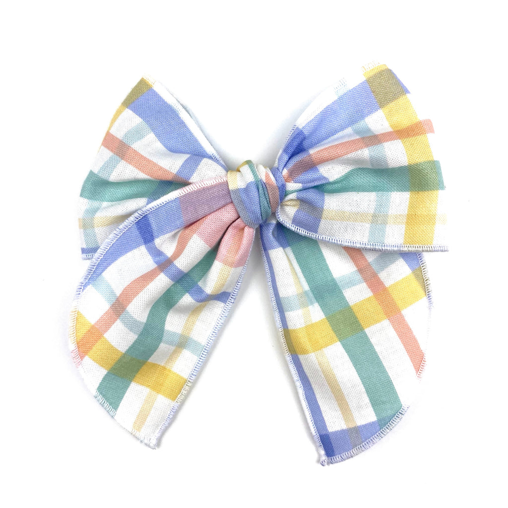 Pastel Plaid :: Traveler
