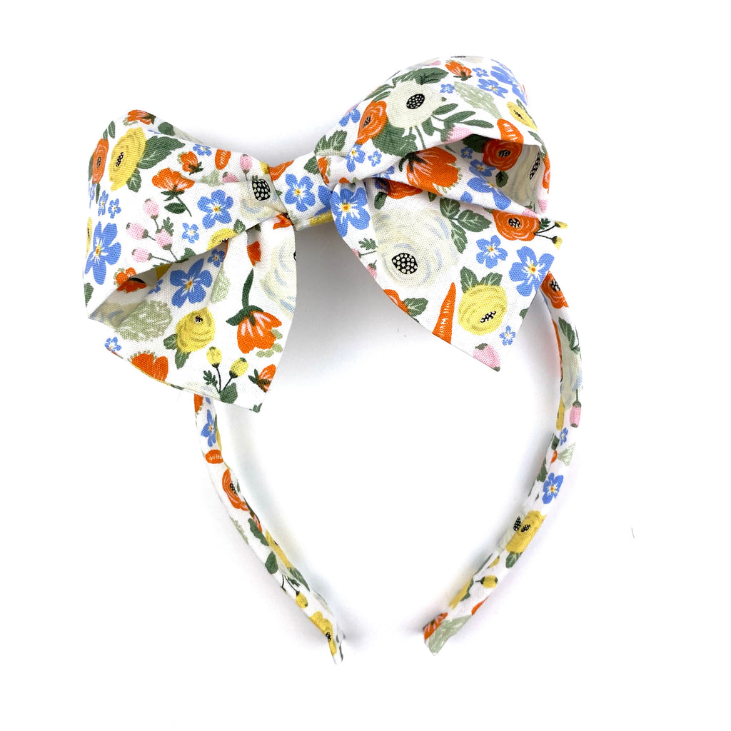 Garden Floral :: Big Girl Headband