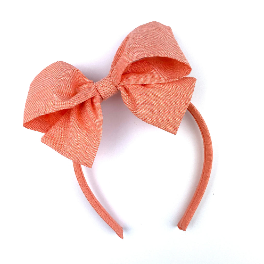 Cantaloupe :: Big Girl Headband