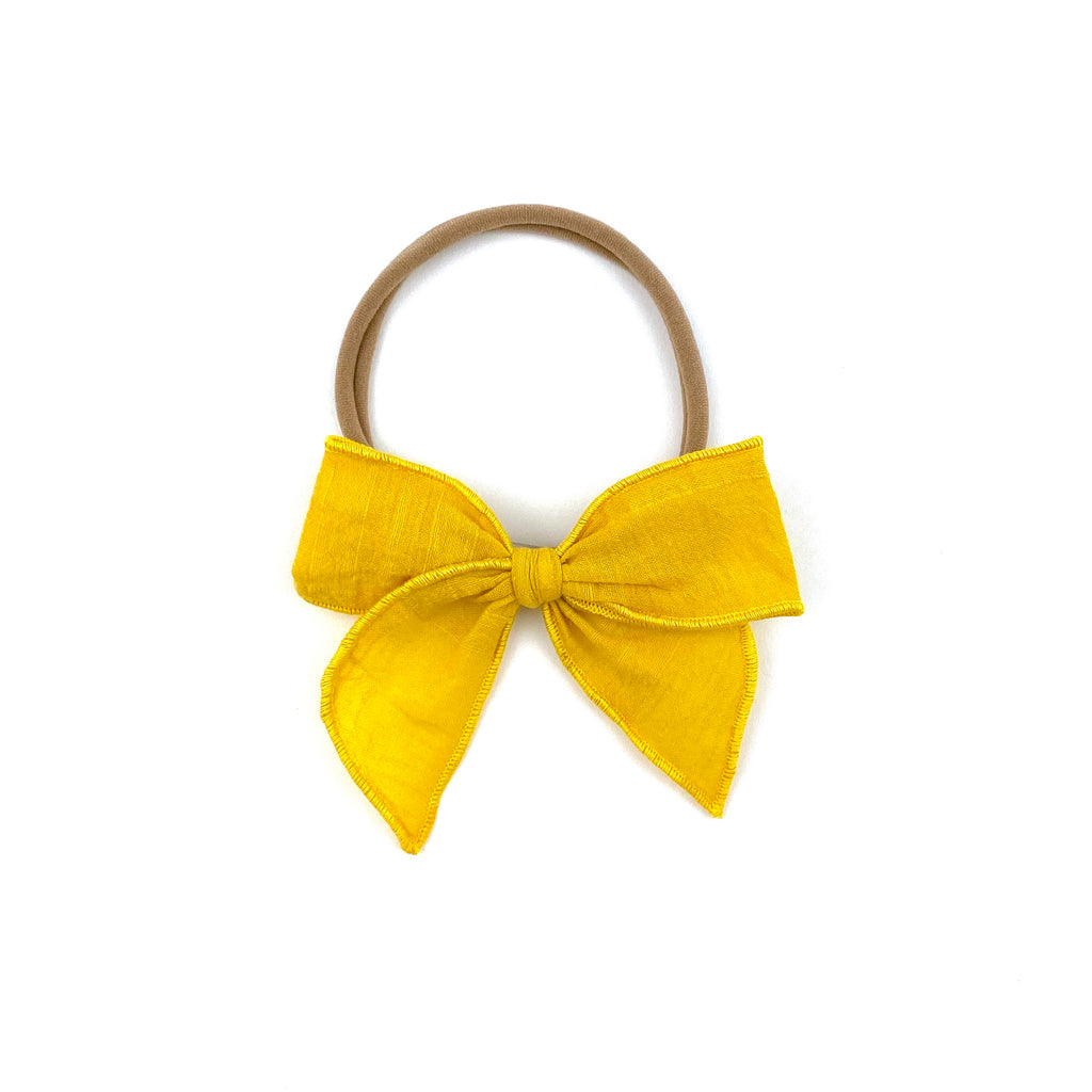 Sunflower Yellow :: Mini Traveler