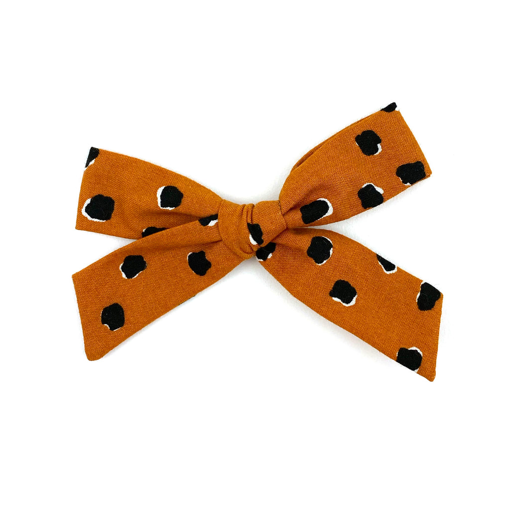 Rust Speckle :: Explorer Bow