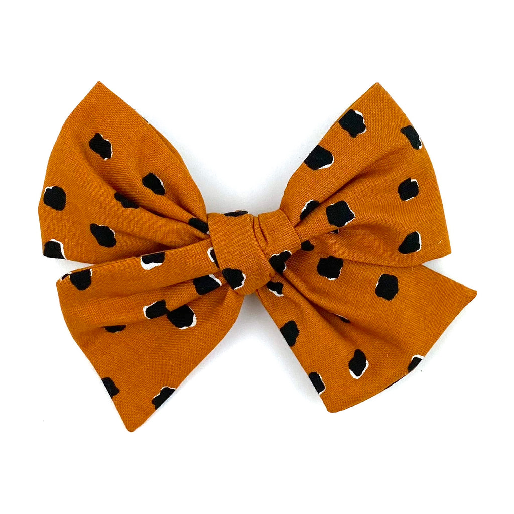 Rust Speckle :: Voyager Bow