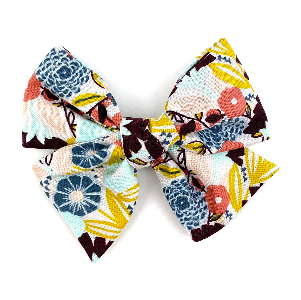 Meadow Floral :: Voyager Bow