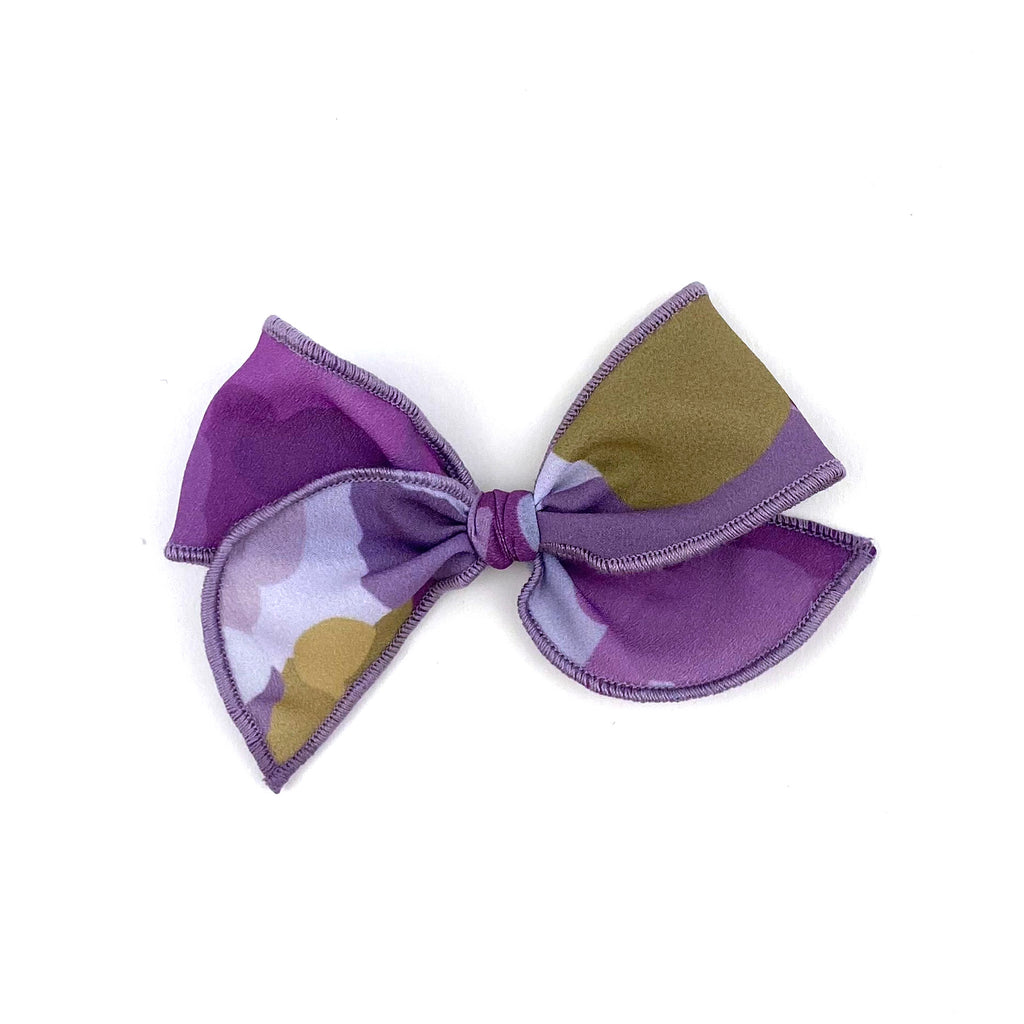 Candy Camo :: Mini Wayfarer Bow