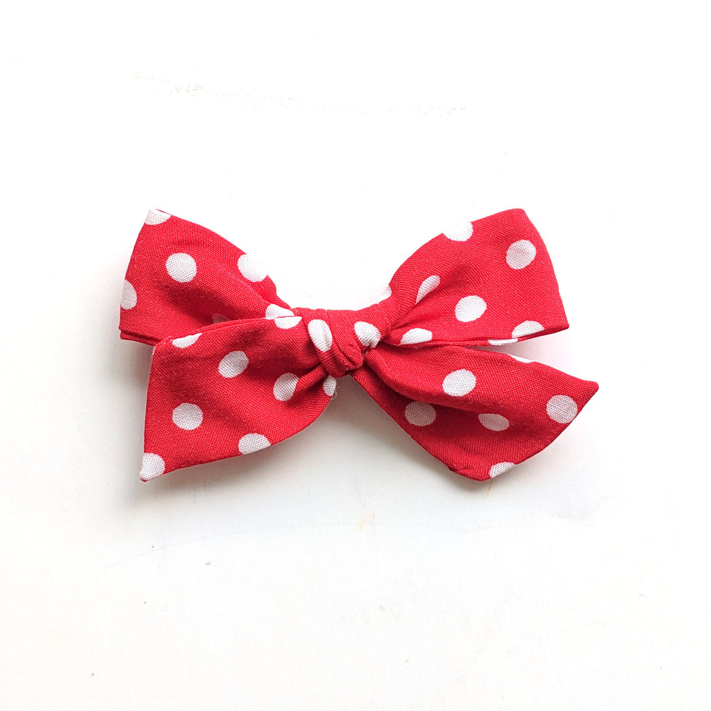 Minnie :: Mini Voyager Bow