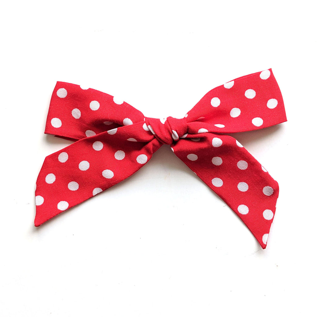 Minnie :: Oversized Explorer Bow