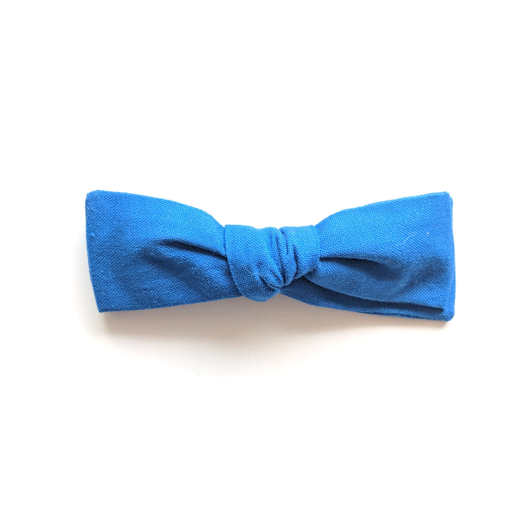 Royal Blue :: Bow Tie
