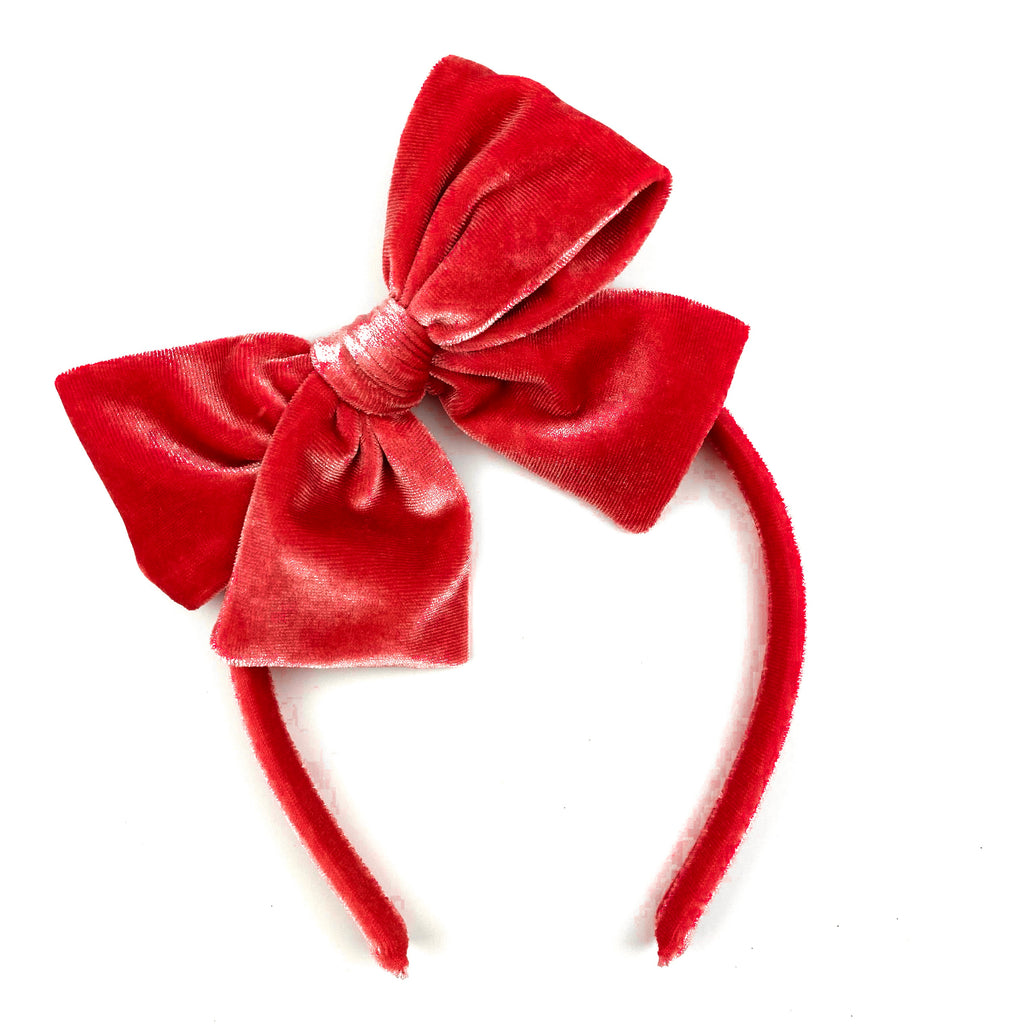 Red Velvet :: Big Girl Headband