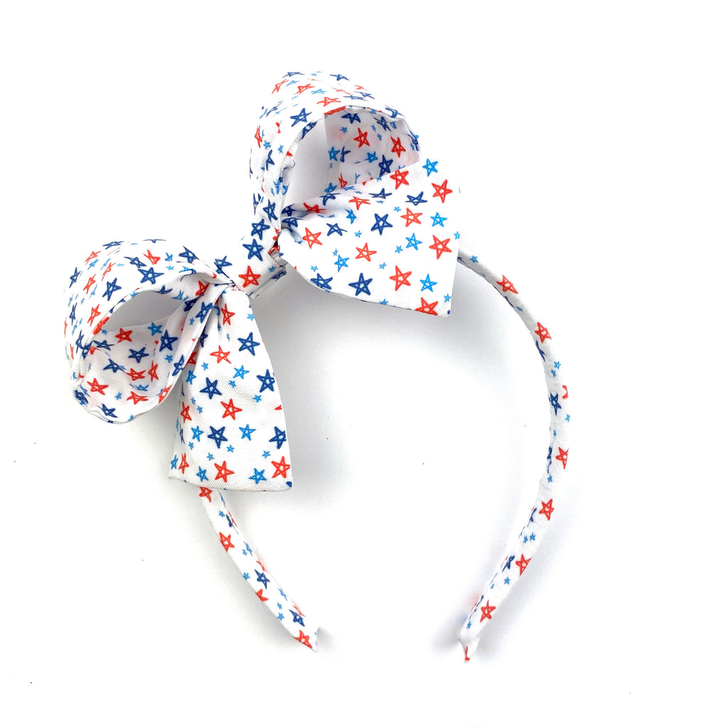 ***PRE-ORDER***  Scattered Stars :: Big Girl Headband