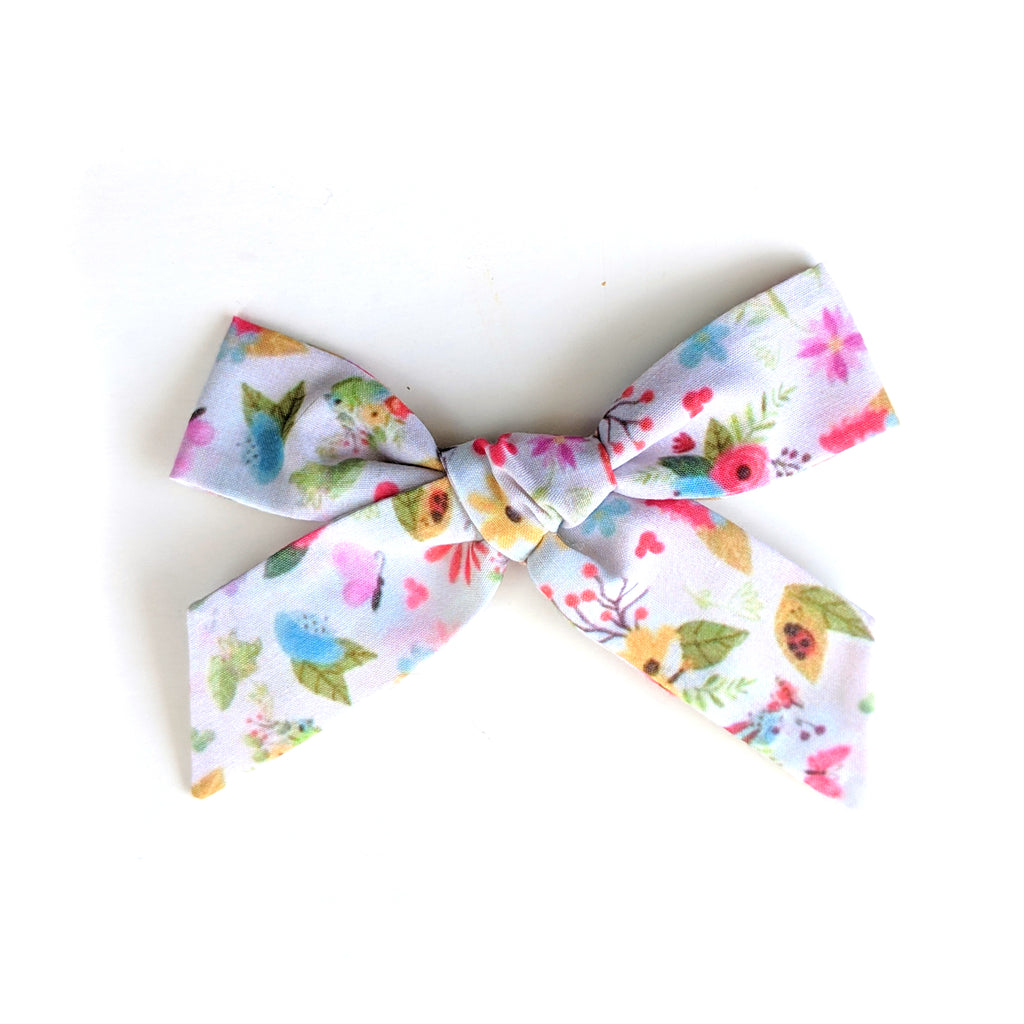 Island Minnie :: Oversized Explorer Bow