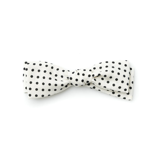 Ivory Dot :: Bow Tie