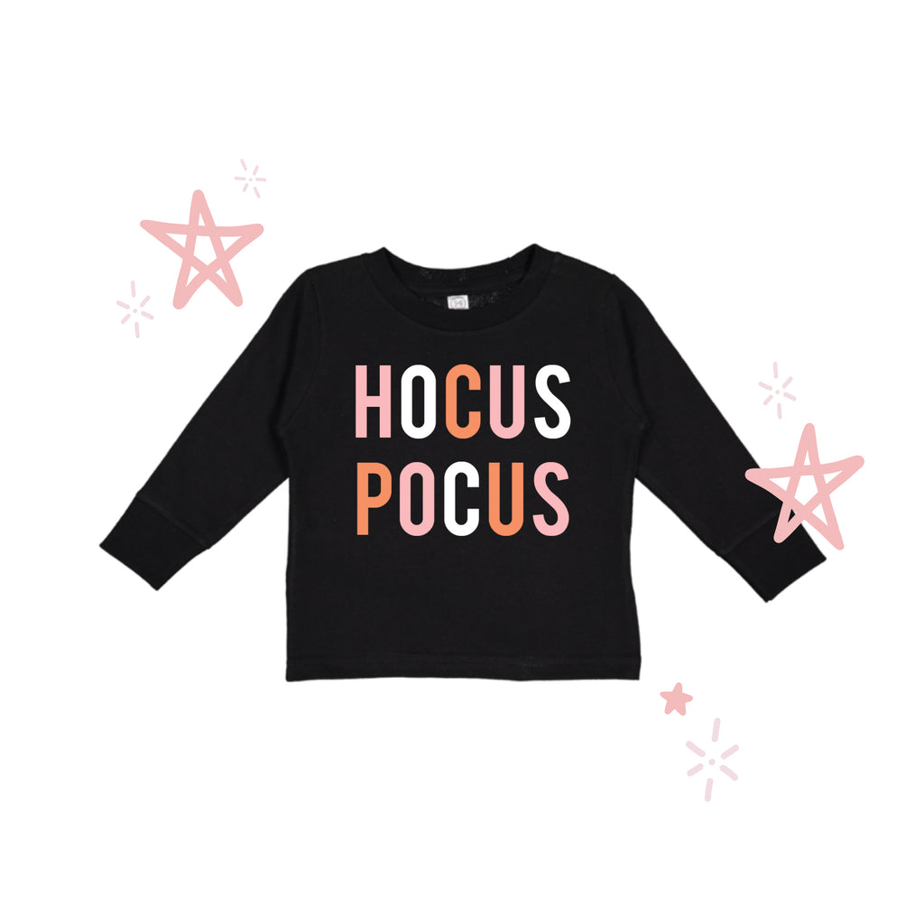 Hocus Pocus :: Kids Long Sleeve