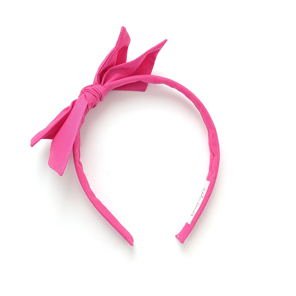 Magenta :: Big Girl Headband