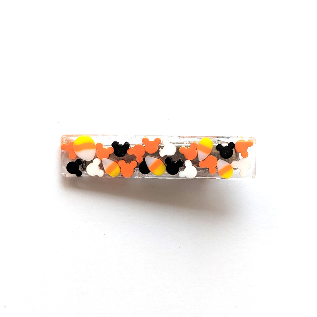 Mickey's Halloween :: Resin Clips ** NO WHITE**