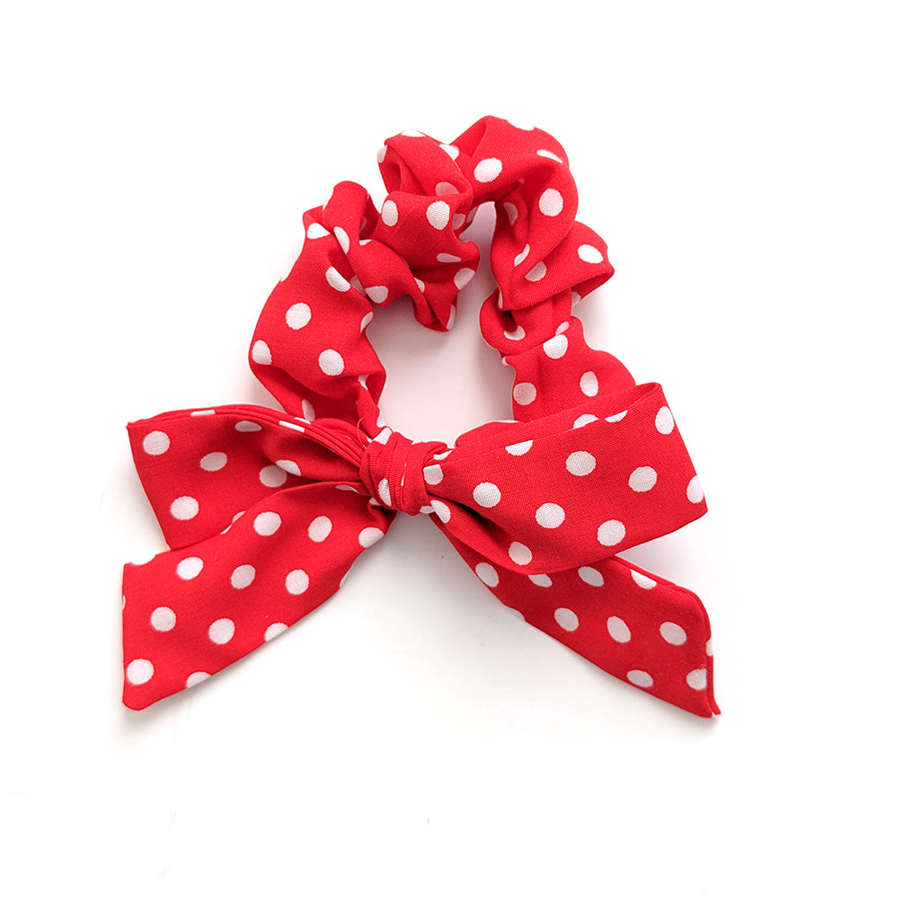 Minnie :: Explorer Scrunchie