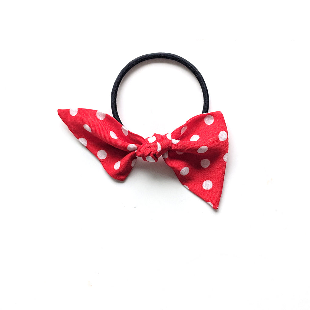Minnie :: Hair Tie